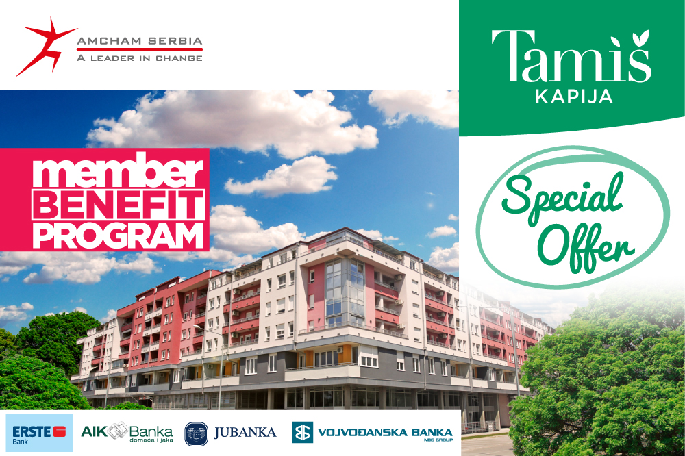 Special Offer for Tamiš kapija Residential Complex