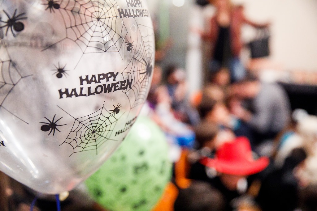 Once Again: Halloween at AmCham!