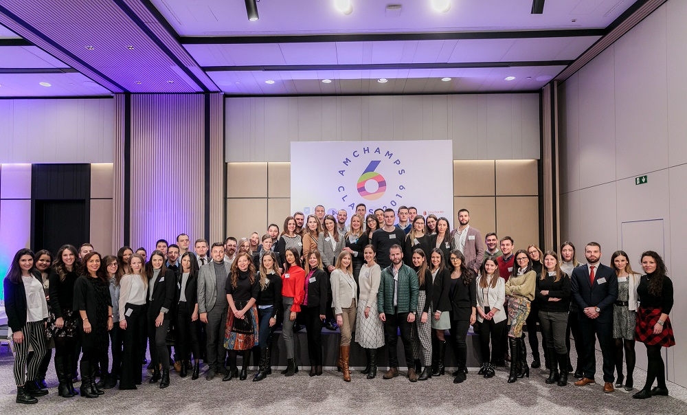 """AmChamps – Young Leaders in Change"" Class of 2019 Launched"