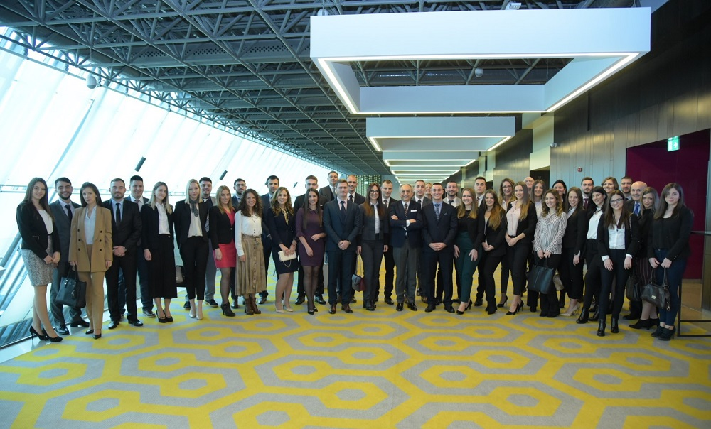Delta Holding welcomed the Seventh generation of Young Leaders