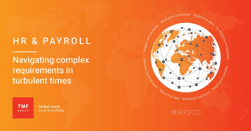 TMF Group's latest report is out now: HR & Payroll – Navigating complex requirements in turbulent times