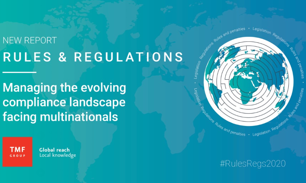 Rules and regulations: Managing the evolving compliance landscape facing multinationals