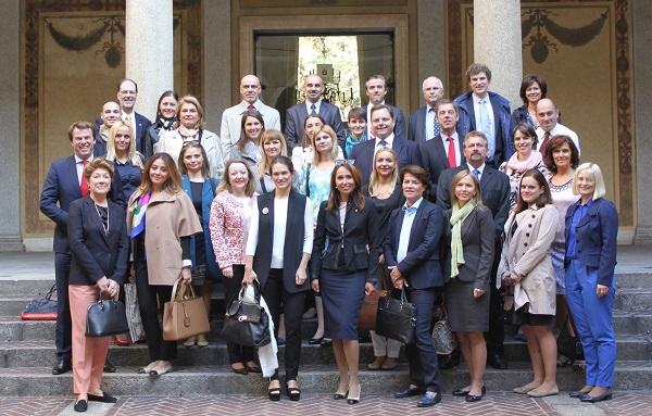 AmChams in Europe Meet to Exchange Best Practices