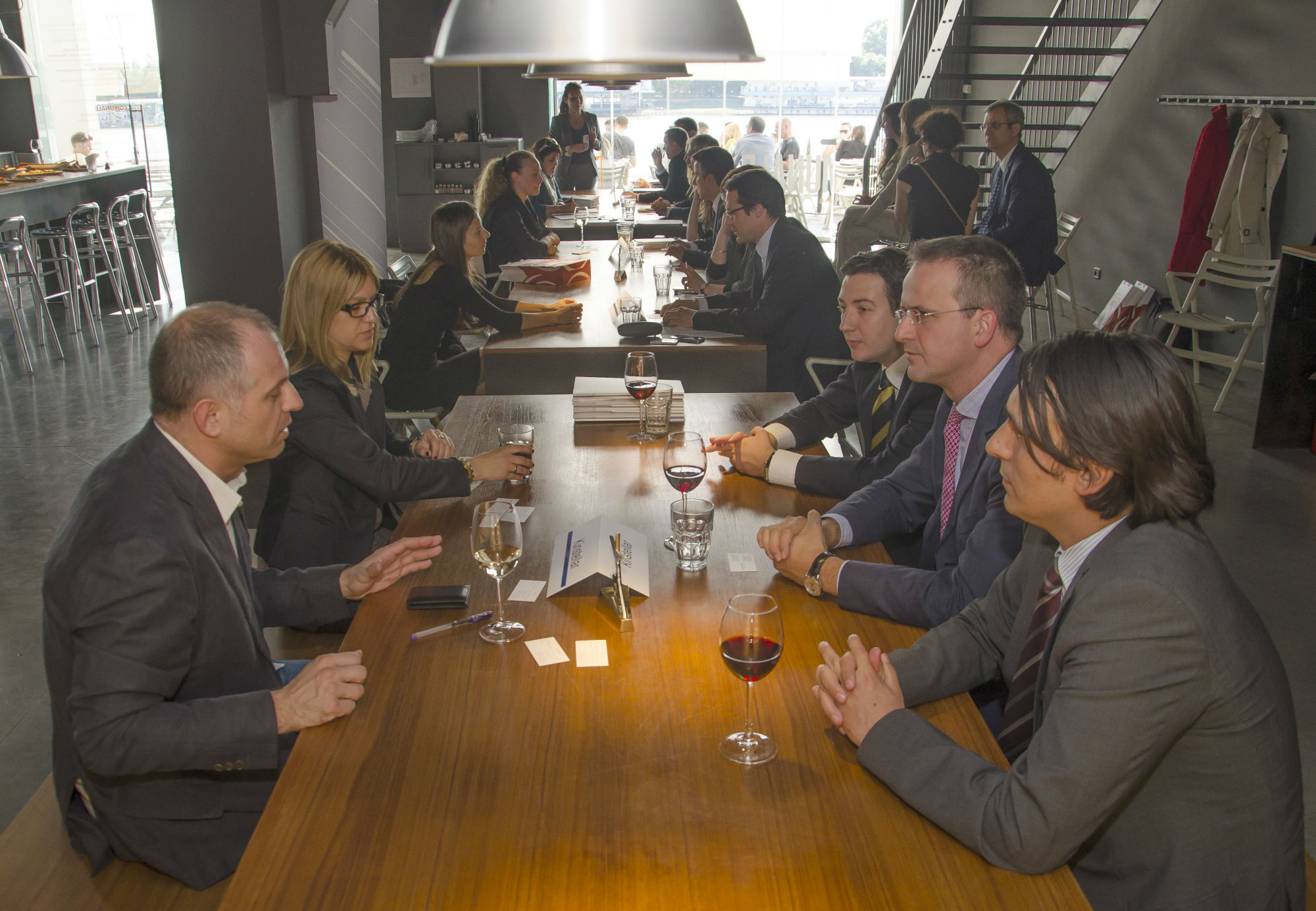 Business Speed Dating with AmCham Law Offices