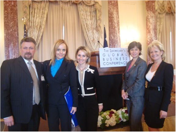 AmCham participates at the Global Business Conference in Washington