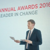 AmCham Leader in Change Awards Announced