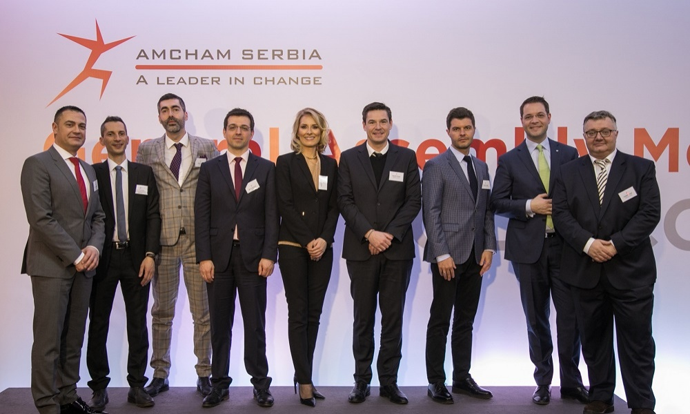General Assembly Elects New AmCham Board of Governors