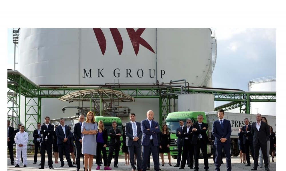 MK Group Reports Largest Export of Domestic Grains
