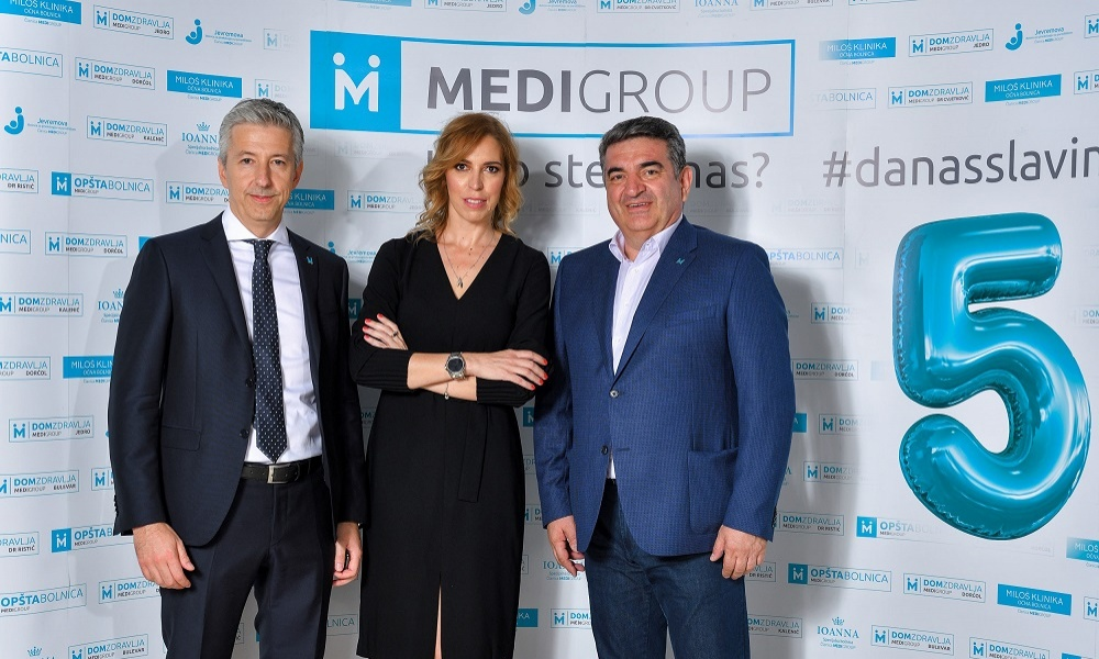 MediGroup Celebrates Five Years of Business Success