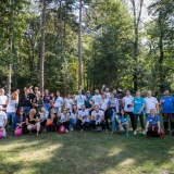 AmCham joins partners in voluntary action Let's Clean Up Avala