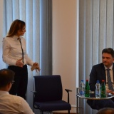 Briefing Session with Mihailo Janković, Director of the Office for IT and eGovernment