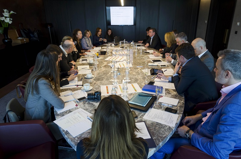 Shaping AmCham Annual Strategy