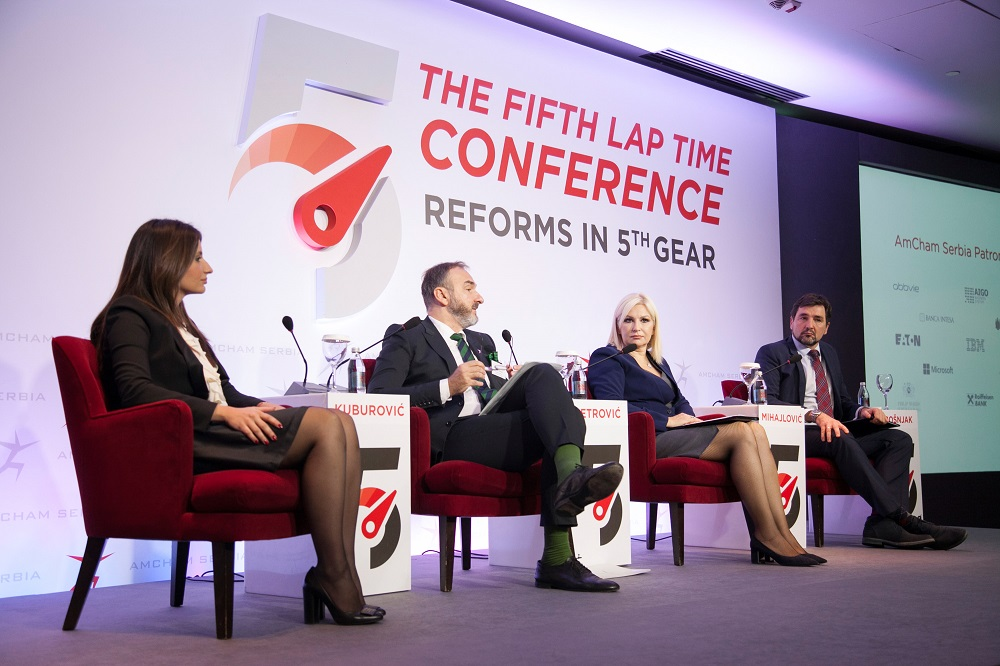 The Fifth Lap Time Conference – Reforms in Fifth Gear
