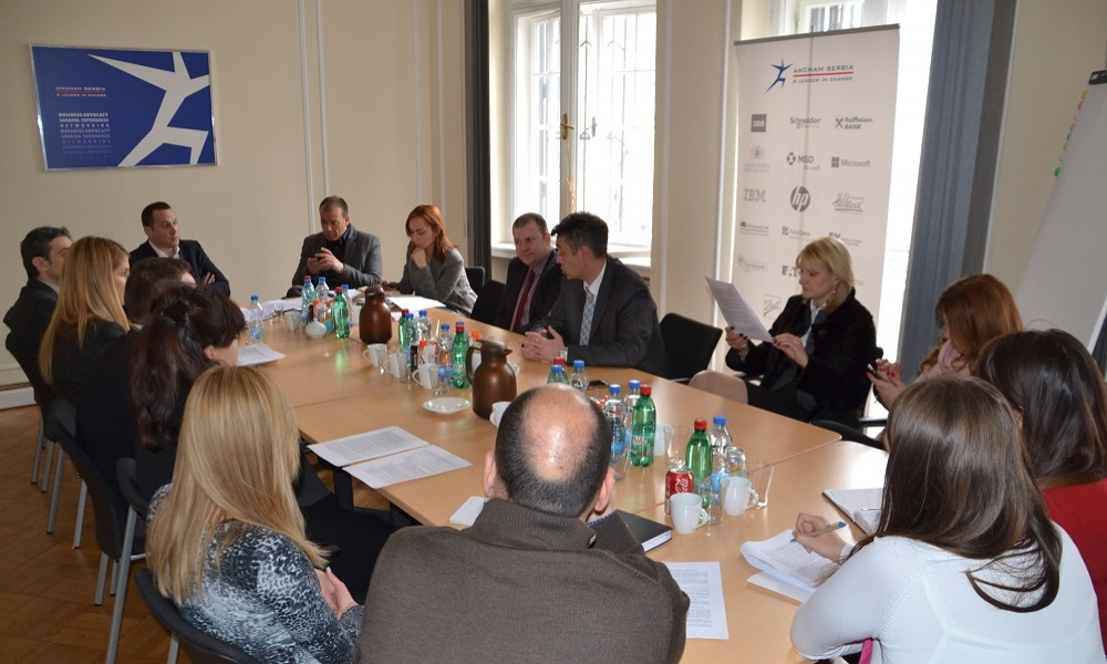 AmCham, NALED, FIC and Ministry of Construction Work Together on Resolving Conversion